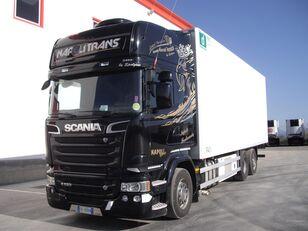 camion frigo SCANIA R 520