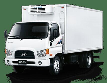 camion frigo HYUNDAI HD65 4WD nuovo