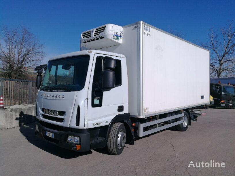 camion frigo IVECO 100E22P CELLA FRIGO + SPONDA CARICATRICE + ATP