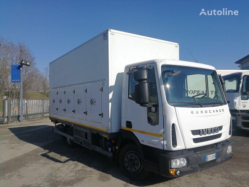 camion frigo IVECO 120EL21P EURO 6 CELLA FRIGO COLDAR RRC -33°