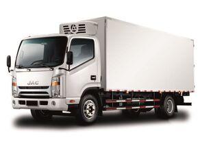 camion frigo JAC Изотермический фургон с ХОУ JAC N 80 nuovo
