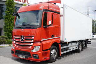 camion frigo MERCEDES-BENZ Actros 2542 , E6 , 6x2 , 19 EPAL , lift axle , StreamSpace