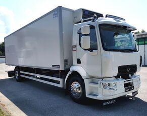 camion frigo RENAULT D 18.280, 22 euro paliet