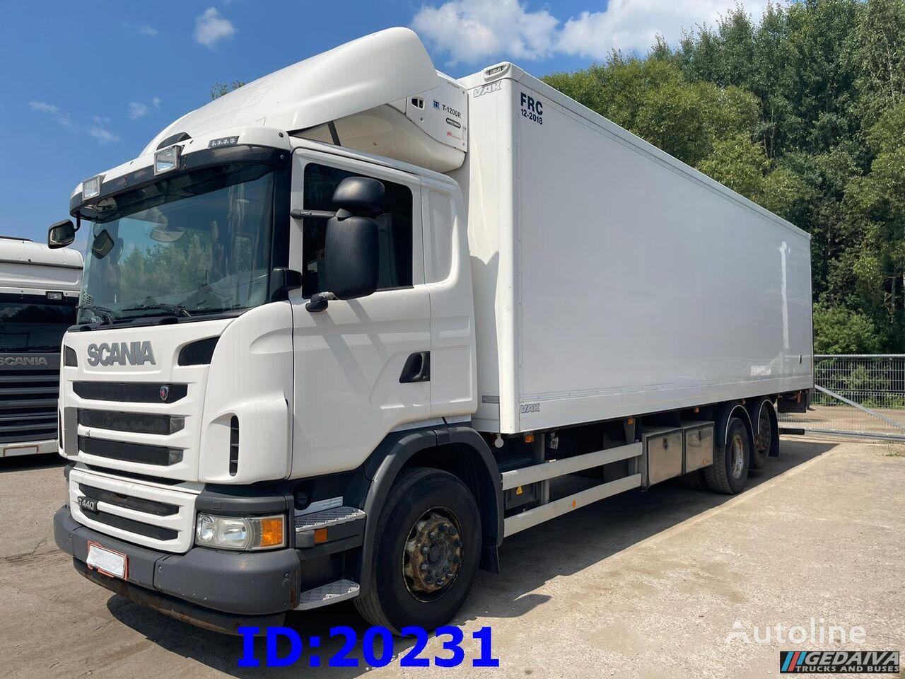 camion frigo SCANIA G440 - 6x2