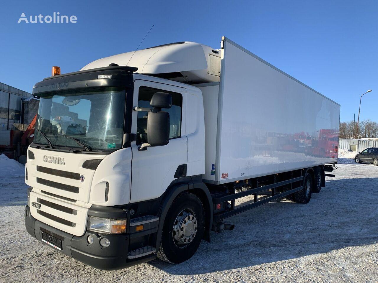 camion frigo SCANIA P270