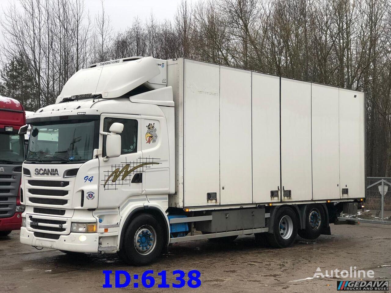 camion frigo SCANIA R500 6X2