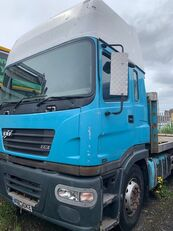 camion furgone ERF ECX 2005 BREAKING FOR SPARES per elementi