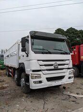 camion furgone HOWO 336 HP 8x4 Drive Stake Body General Cargo Truck