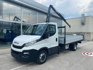 camion furgone IVECO 35C16 BTor 2.3 HPT PL-RG BOX IN LEGA