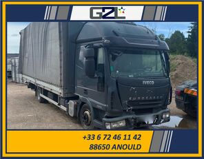 camion furgone IVECO EUROCARGO 75E18 *ACCIDENTE*DAMAGED*UNFALL* incidentati
