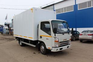camion furgone JAC Промтоварный автофургон (европромка) на шасси JAC N56 nuovo