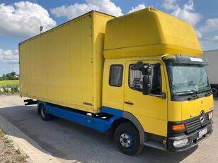 camion furgone MERCEDES-BENZ 818L ATEGO