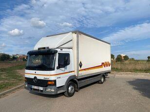 camion furgone MERCEDES-BENZ ATEGO 818 L ***CAJA CERRADA***