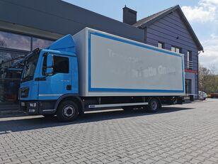 camion furgone PALFINGER winda MBB C 1500L + zabudowa / kontener