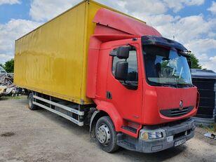 camion furgone RENAULT MIDLUM 220 KONTENER+LBW KLIMA EURO 4