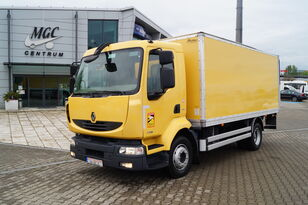 camion furgone RENAULT Midlum 12.220,idealny kontener 12EP,E5,Automat,Szybki rozwóz
