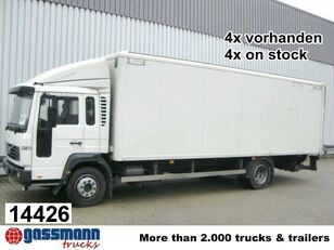 camion furgone VOLVO FL 6-12 4x2 Klima/Umweltplakette gelb
