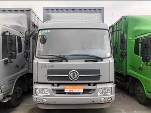 camion furgone DONGFENG Cargo truck