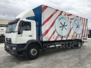 camion furgone MAN 18.285 LLC