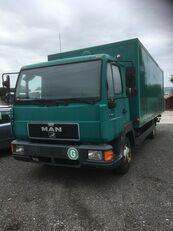 camion furgone MAN 8,163 l koffer