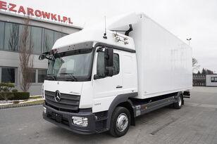 camion furgone MERCEDES-BENZ Atego 1224, E6, Box 7.10m
