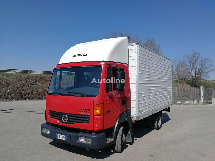 camion furgone NISSAN ATLEON 35.15 FURGONE 4,4 MT, PATENTE