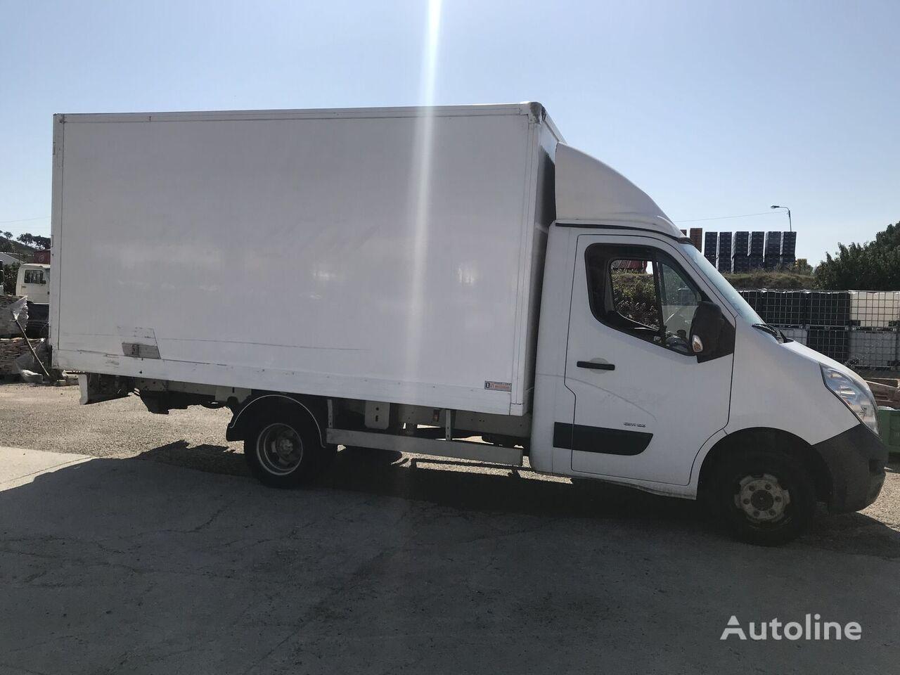 camion furgone OPEL Movano