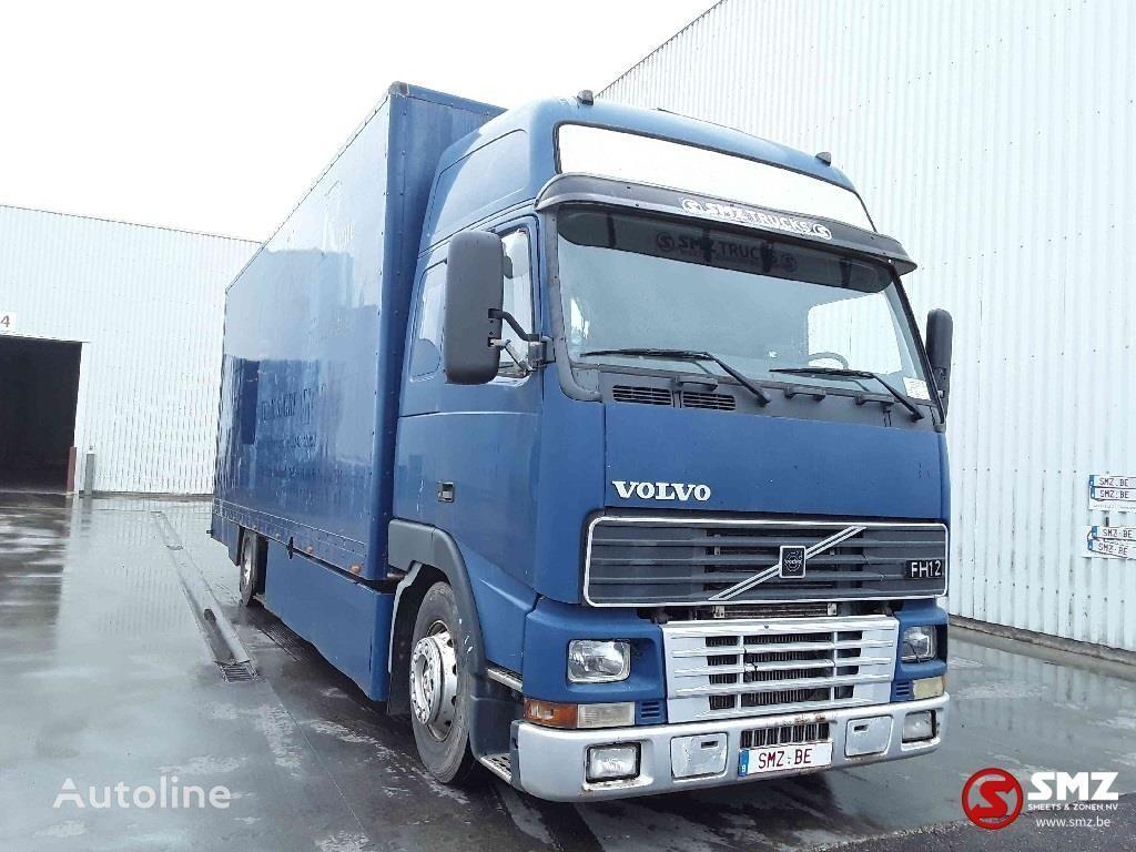 camion furgone VOLVO FH 12 420 Globe Xl Royal Class NL truck