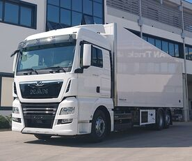 camion isotermico MAN TGX 26.470 6X2-4 LL nuovo