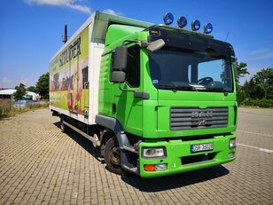 camion isotermico MAN Tgl 12.240