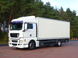camion isotermico MAN-VW MAN TGX 18.400