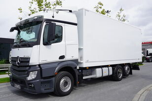 camion isotermico MERCEDES-BENZ Actros 2540 container / 6 x 2 / 18 EP