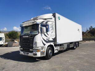 camion isotermico SCANIA 124L420 Rif. T20-056