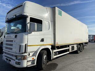 camion isotermico SCANIA Scania 124 - 420 Frigo