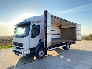 camion isotermico VOLVO FL 240 Open side