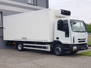 camion isotermico IVECO EUROCARGO 12T CHŁODNIA WINDA 15EP AGREGAT CARRIER 6,02x2,47x2,15