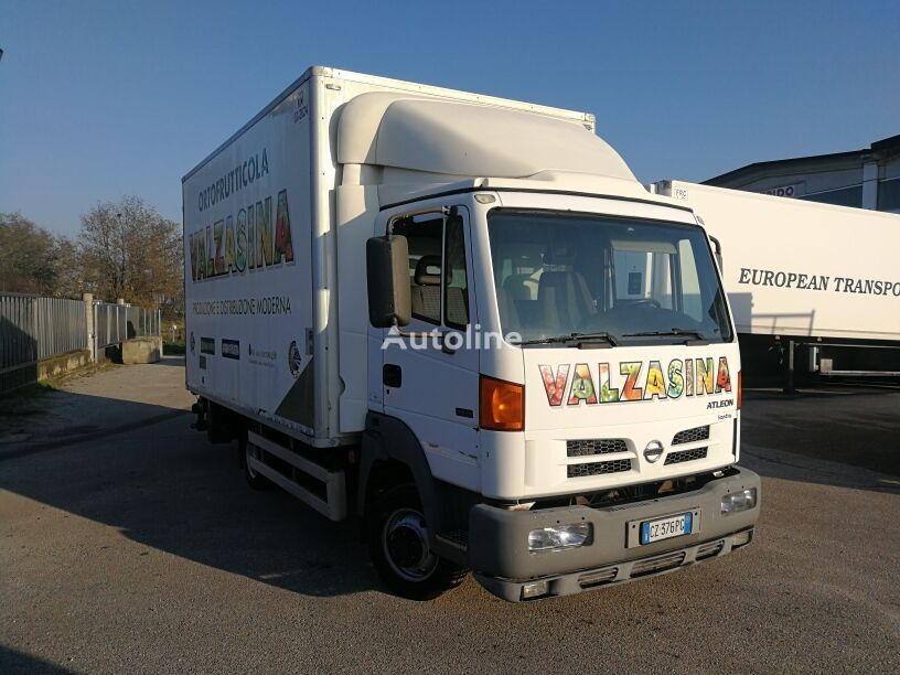 camion isotermico NISSAN ATLEON 56.13  ISOTERMICO + PEDANA 15 Q.LI - ATP IN