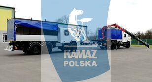 camion militare KAMAZ 6x6 SERWISOWO-WARSZTATOWY nuovo