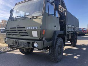 camion militare STEYR 1291.320 P43/M 4x4 Pritsche mit Plane