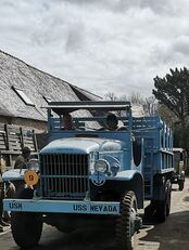 camion militare GMC cckw353