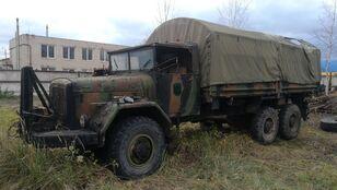 camion militare MAGIRUS-DEUTZ JUPITER per elementi