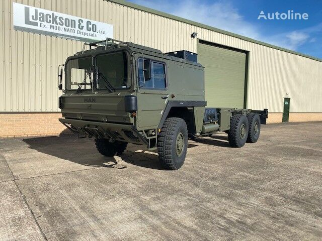 camion militare MAN CAT A1 6x6 Chassis Cab