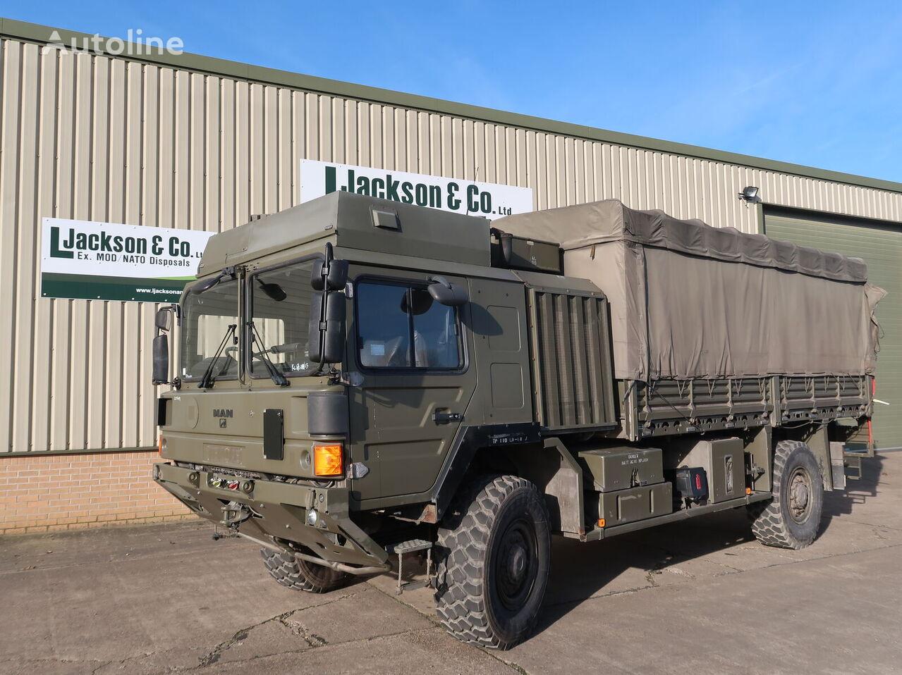 camion militare MAN HX60 18.330 4x4 Army Truck