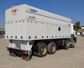 camion militare TEKFALT basFALT Binding Agent Spreader nuovo