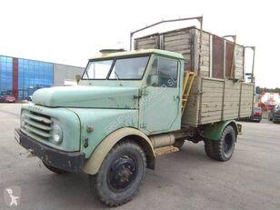 camion pianale HANOMAG