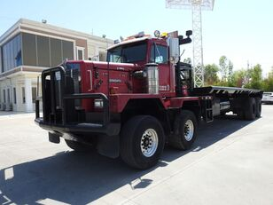 camion pianale KENWORTH * C500 * Bed / Winch * 8x4 Oil Field Truck *