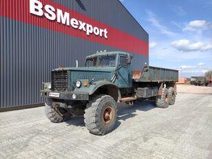 camion pianale KRAZ 255 B, 6x6