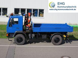 camion pianale MAN LE 10.180 L26