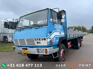 camion pianale STEYR 1491.280 / 6X4 / First Owner / Top Condition / Full Steel / NL T