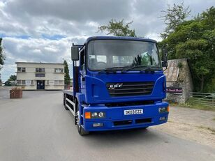camion pianale ERF 18